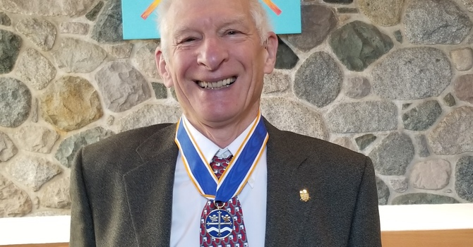 Doug Chivers: 2020 Recipient of the Order of The Diocese of New Westminster image