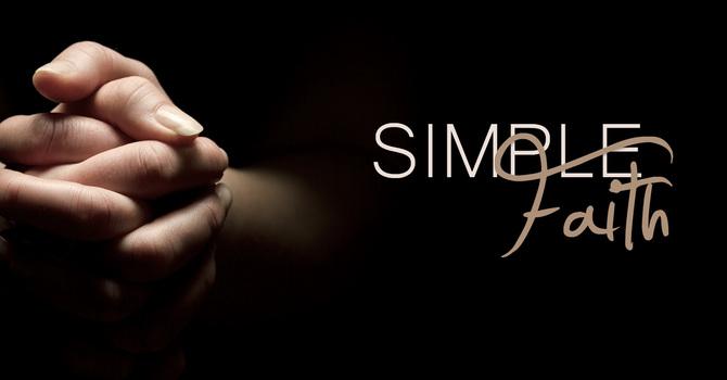 Just Simple Faith V