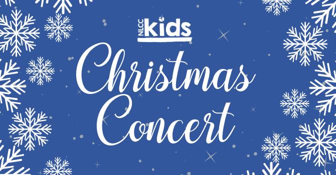 NLCC Kids Christmas Concert