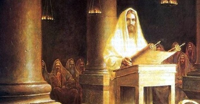 """In the Footsteps of the Lord: Part Two: The Herald"""