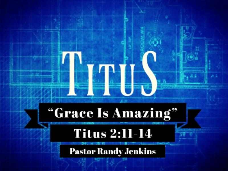 Grace Is Amazing