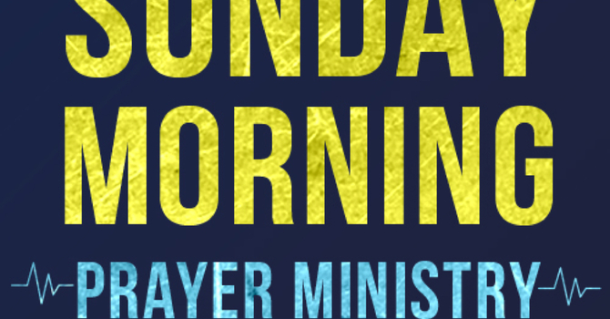 Sunday Am Prayer image