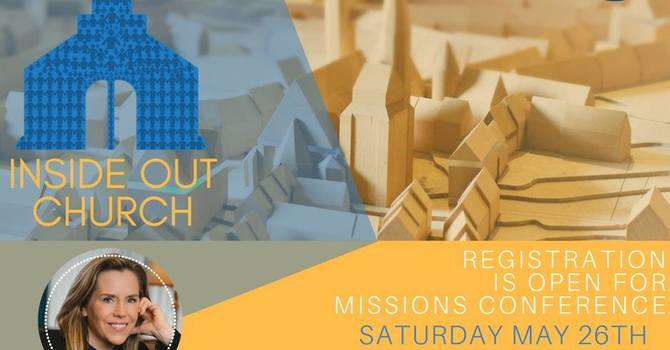 UPDATED Inside Out Church - Mission Conference - WORKSHOPS image