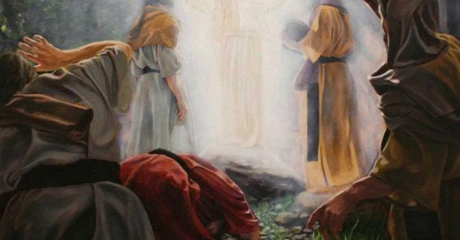 Transfiguration Story image