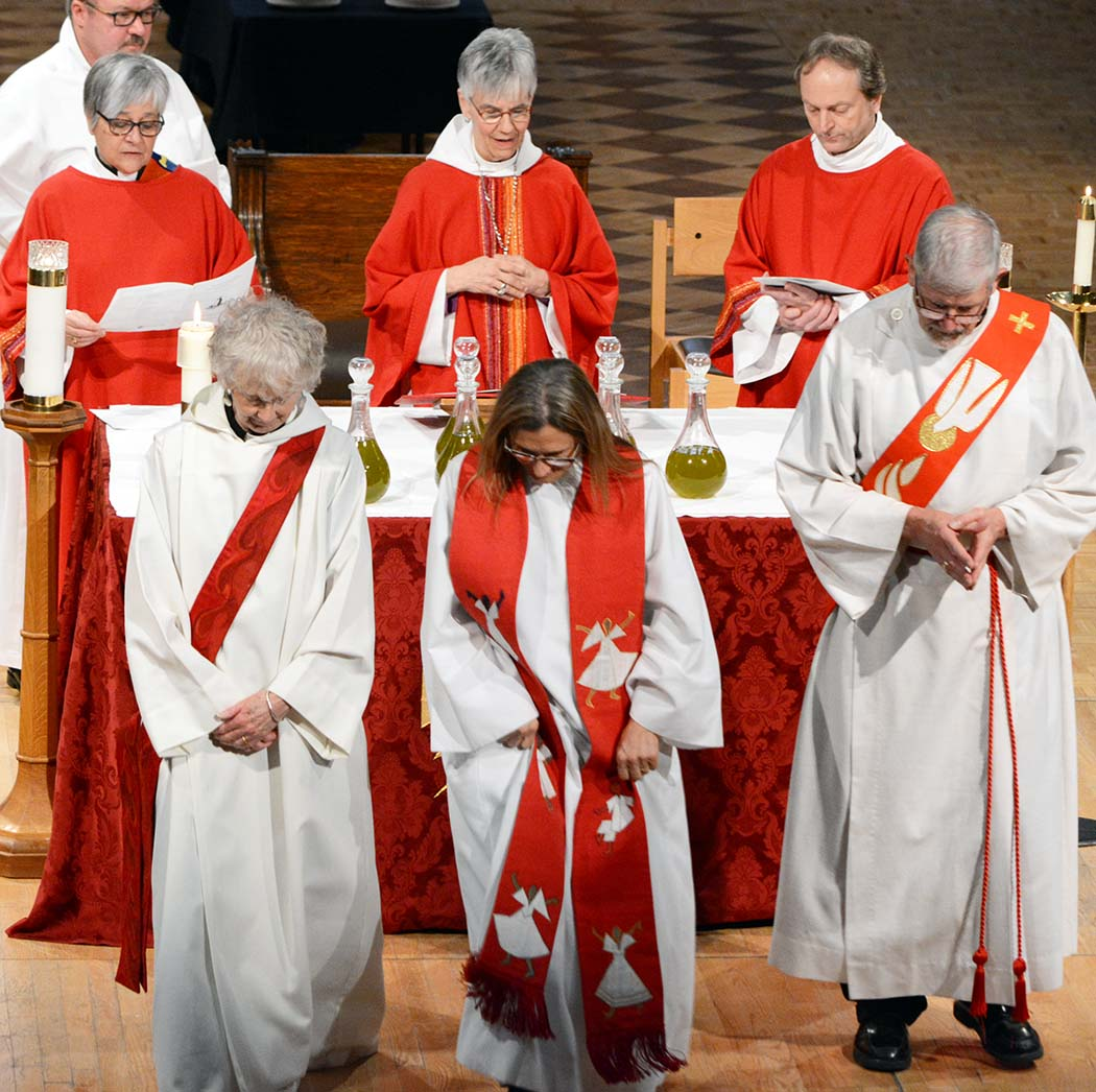 Blessing of Holy Oils - Reaffirmation of Vows | The Diocese of New
