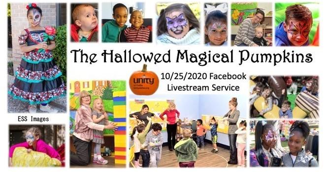 The Hallowed Magical Pumpkins