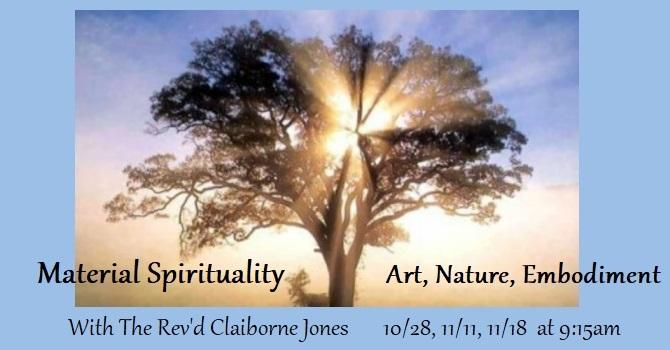 Material Spirituality image