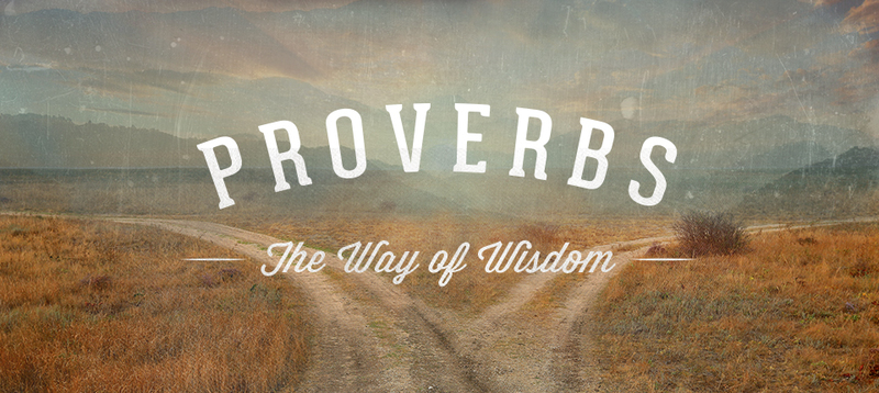 Introduction to Proverbs Series