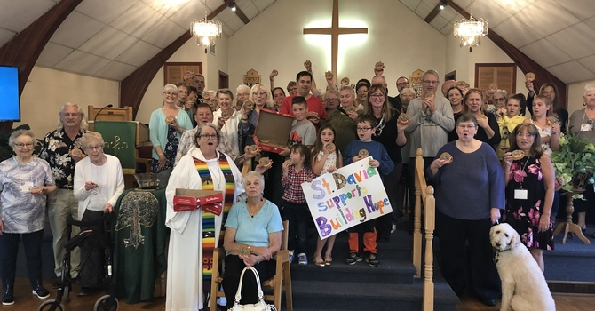 St. David Supports Building Hope image