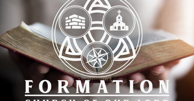 Spiritual Formation image