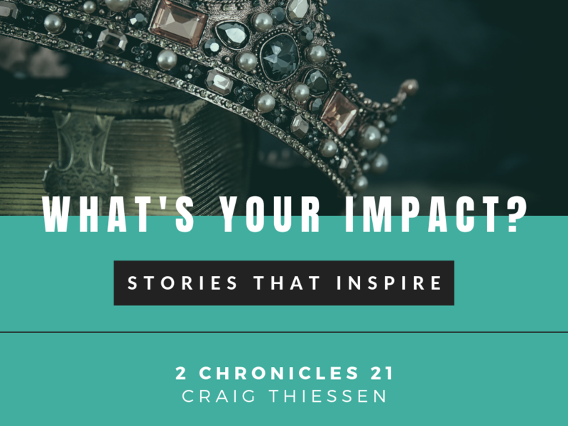 What's Your Impact?