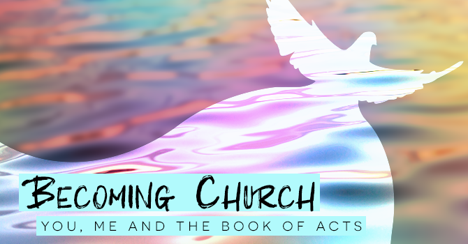 Becoming Church - Session One image