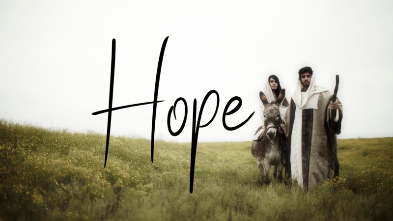 The Hope of a New Beginning- Robin Martens