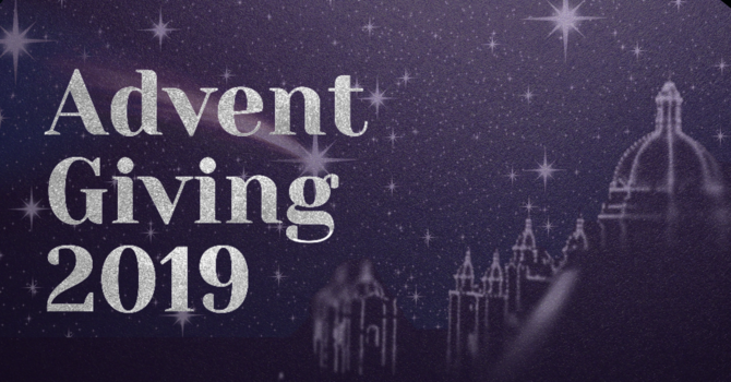 Advent Giving 2019 image