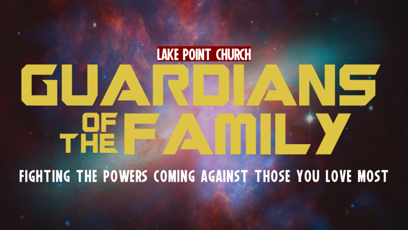 Guardians of the Family, Volume Three