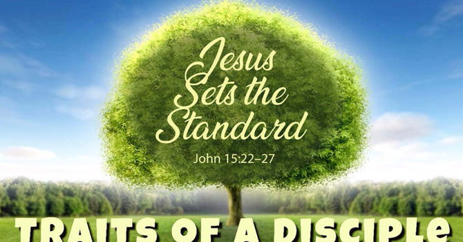 Jesus Sets the Standard