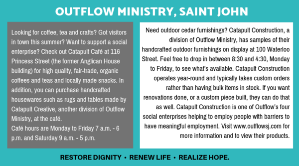 Visiting Saint John this summer?