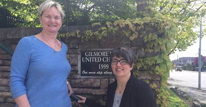 GILMORE PARK CELEBRATES 20 YEARS: Richmond Sentinel image
