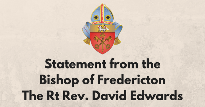 Update following General Synod image