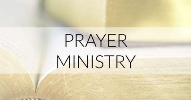 St. Martin's Prayer Ministry image