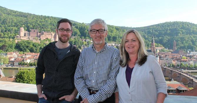 Shareski Update: Serving in Heidelberg image