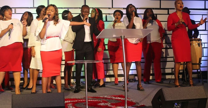 New Church Dedication & Special Anointing Service  image