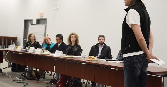 Indigenous Justice Coordinator Visits Diocesan Council