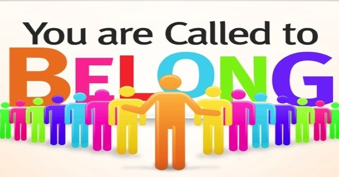 You are called to Belong