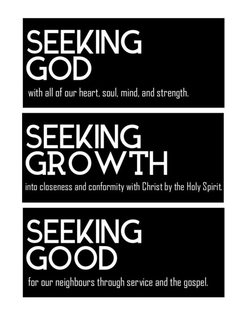 Seeking Good