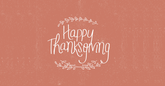 Thanksgiving for the Harvest