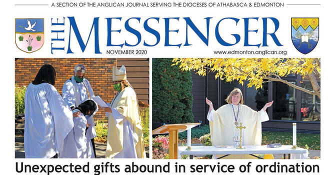 The Messenger November 2020  image