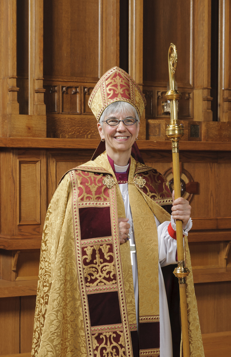Melissa M. Skelton – First Woman to be Elected Archbishop in the ACoC