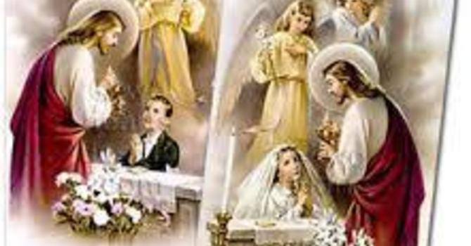 Currently Cancelled: First Holy Communion Classes