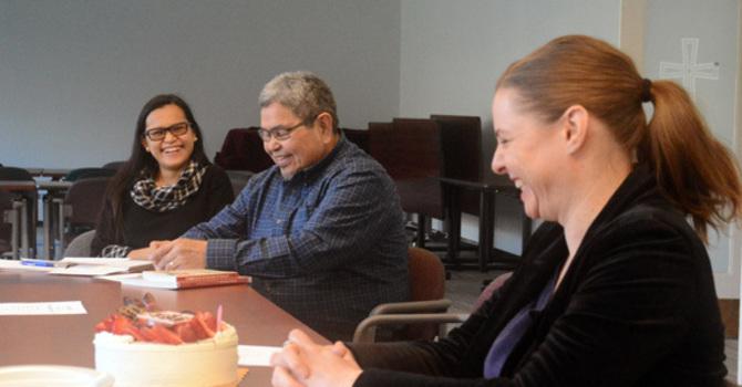 February 2019 Staff Meeting