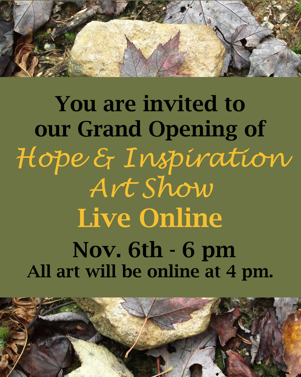 Online art show