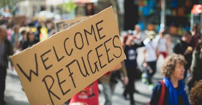 Update from the James Bay Refugee Initiative image