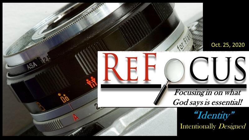 ReFocus 07 - Identity