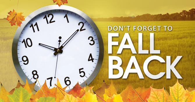 Daylight Savings Time! image