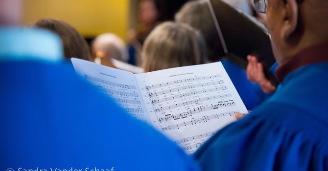 Join our Church Choir image