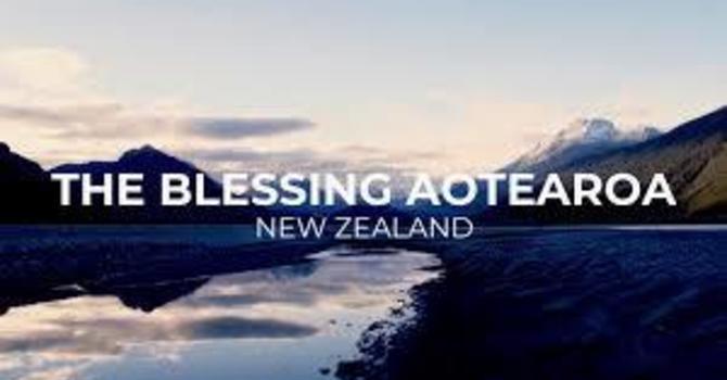 The Blessing Aotearoa image