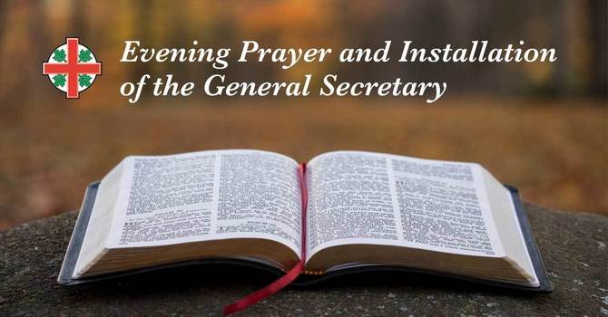 COGS Evening Prayer