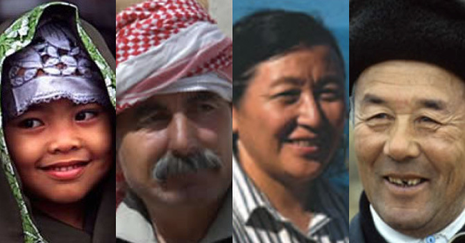 Snapshot: 4 Unreached People Groups image