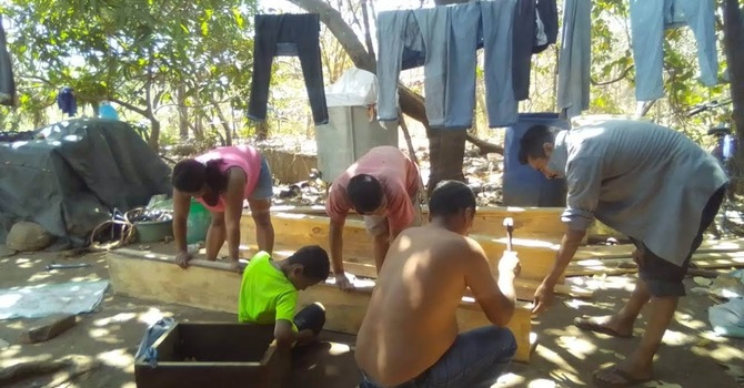 Joyous news to share from Tierra Nueva, El Salvador!