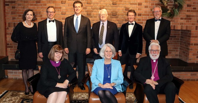 Bishop's Fund Dinner  Addresses Food and Water Security  image