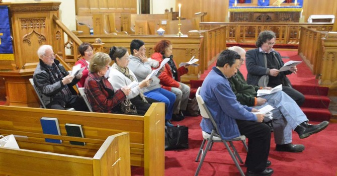 Anglican CanAsian Ministry - Prayer of Light with Taizé Songs