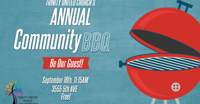 Annual Community BBQ image