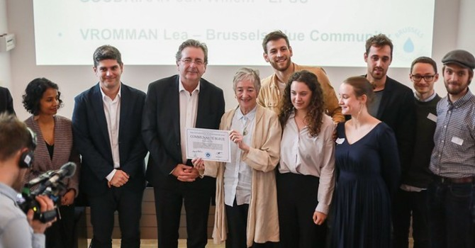 WCC joins gathering of Blue Communities in Brussels