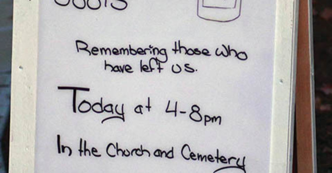 All Souls Day at CtR image