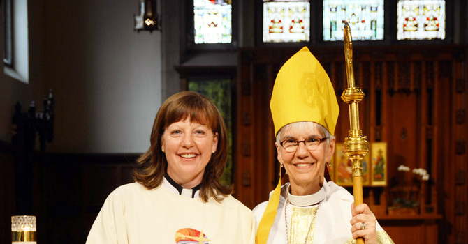 Celebration of a New Ministry - Rev. Sharon Smith