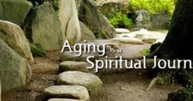 Interested in Mental & Spiritual Dimensions of Aging? Nov 20 image